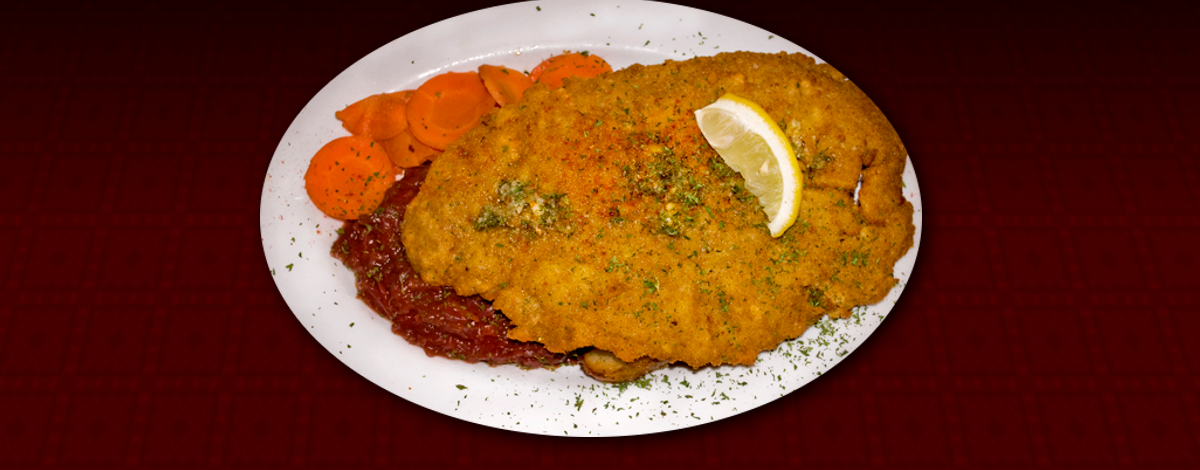 Our Famous Vienna Schnitzel from $ 14.95